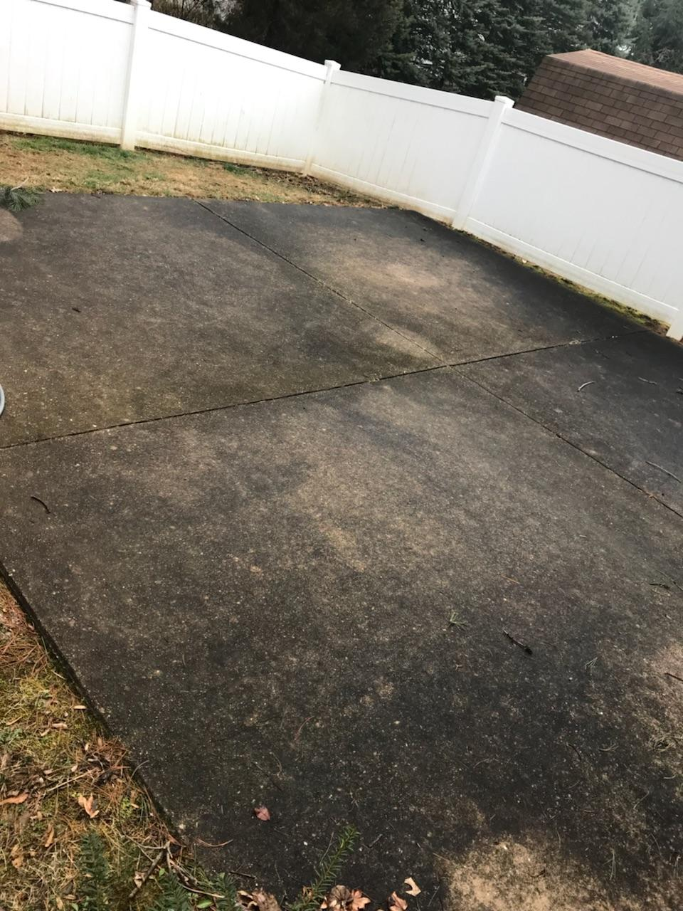 Driveway & Concrete Cleaning - Maryland Pro Wash