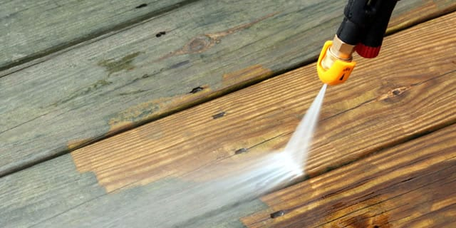 Deck & Fence Cleaning Maryland