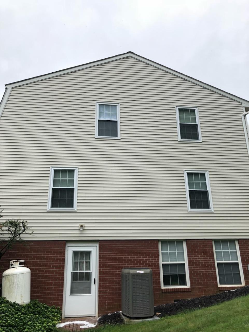House Washing Amp Siding Pressure Washing Maryland Pro Wash